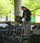 The East of the River Boys and Girls Steel Band