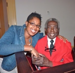 ThatKellieGirl and Tuskegee Airman