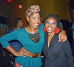ThatKellieGirl and the lovely Sonjiah Davis