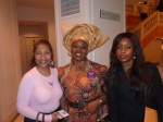 Members of WETATI Brenda Burruss Chavis Margaret Dureke, JD Founder President and Chidinma Dureke
