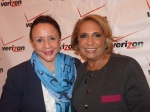 Sheila Johnson, Entrepreneur and Philanthropist and Cathy Hughes Founder of Radio One and TV One