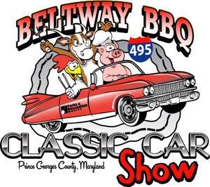 beltway bbq car show logo