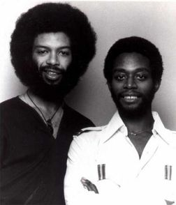 Gil Scott Heron and Brian Jackson